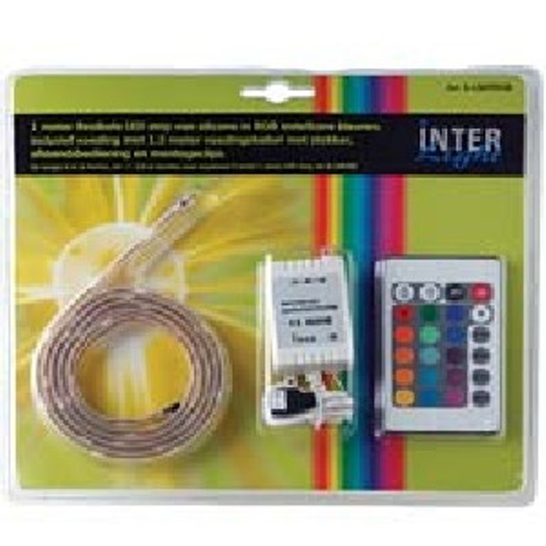 Interlight LED Strip RGB Basis 1meter