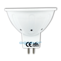LED spot COB MR16 6W GU5.3 12V 3000K  Aigostar [77775]